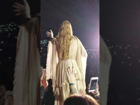 Florence and the Machine at Hollywood Bowl Cosmic Love