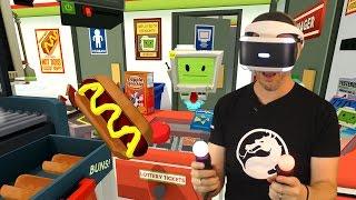 בואו נשחק -  Job Simulator - המוכר הגרוע בעולם
