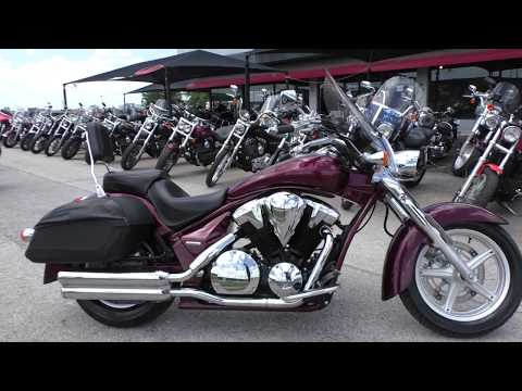100861 - 2011 Honda VT1300 Interstate - Used motorcycles for sale
