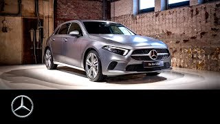 The new Mercedes-Benz A-Class 2018: World Premiere | Recap