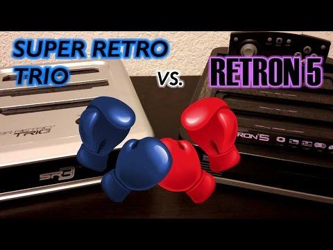 Retron 5 vs. Super Retro Trio - Belated Hardware Reviews #3