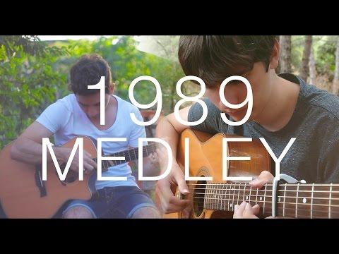 1989 Medley - Eddie van der Meer & Peter Gergely