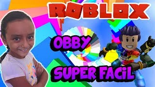 Danny Playing Roblox's Easiest Obby The Really Easy Obby!