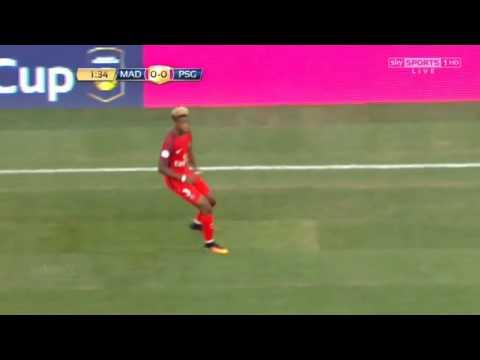 أهداف مباراة باريس سان جرمان 3-1 ريال مدريد - مبارة ودية HD