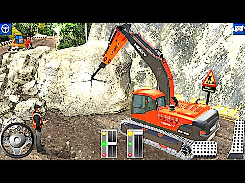 Heavy Excavator Simulator 2020 3D Excavator Games - Excavator Training 2020 3D Construction Machines
