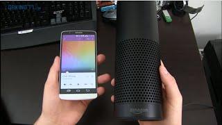 Amazon Echo Review: The Speaker With Alexa
