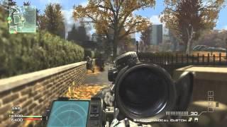 MW3 - Aim off target = Kill?