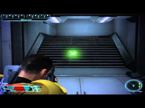 Mass Effect 1: Weapon Selection And Upgrades Are Silly