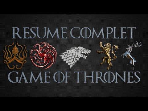 Résumé Complet Saison 7 - Game Of Thrones