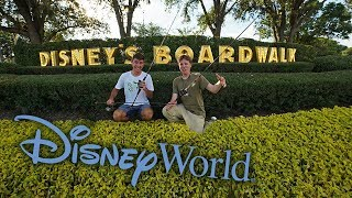 Fishing In Disney World! (Big Fish)