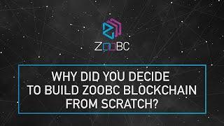 build blockchain from scratch
