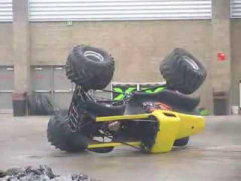 California Kid Monster Truck Freestyle & Crash Fort Wayne, Indiana March 15, 2014