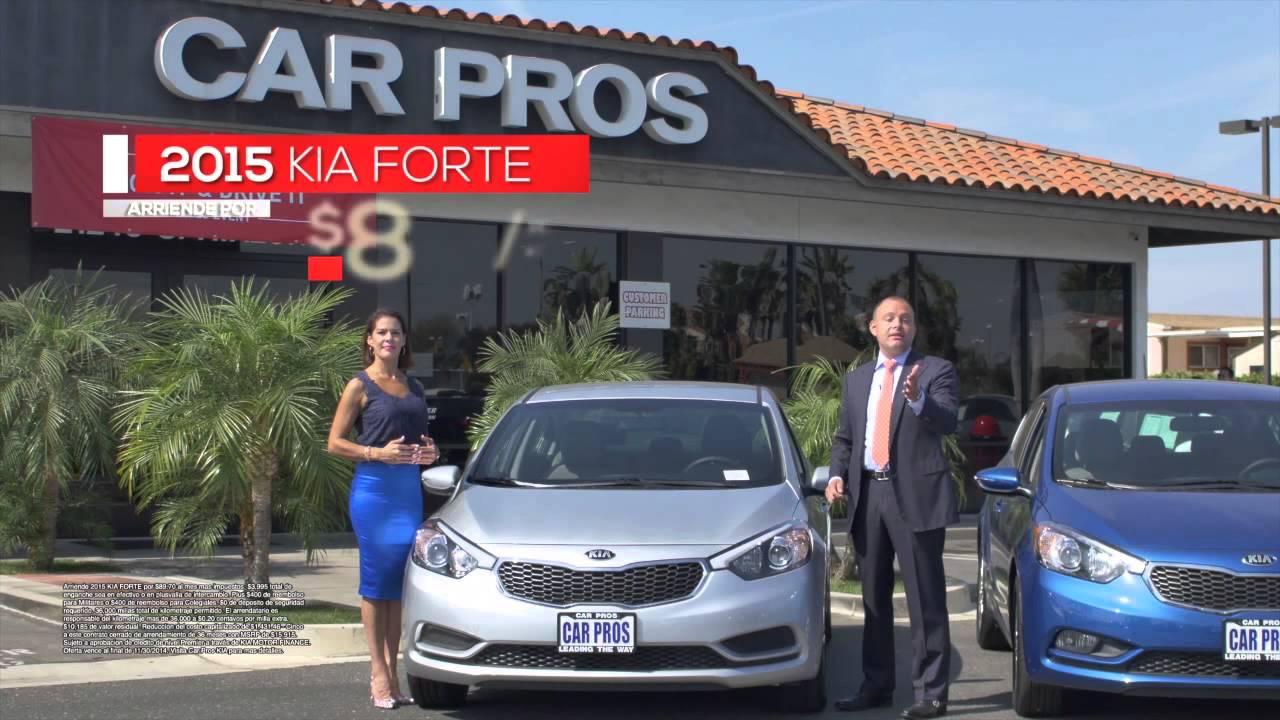 Car Pros Kia Carson Forte en Espanol - YouTube