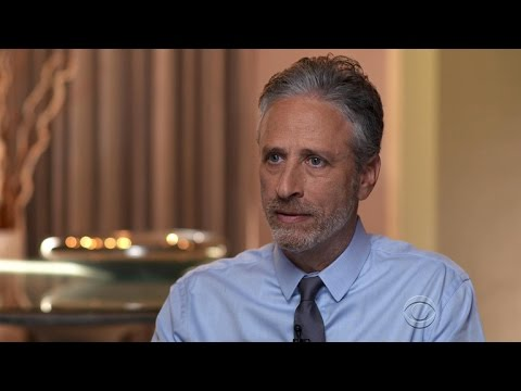 Jon Stewart on election: I don't believe we are a fundamentally different nation now