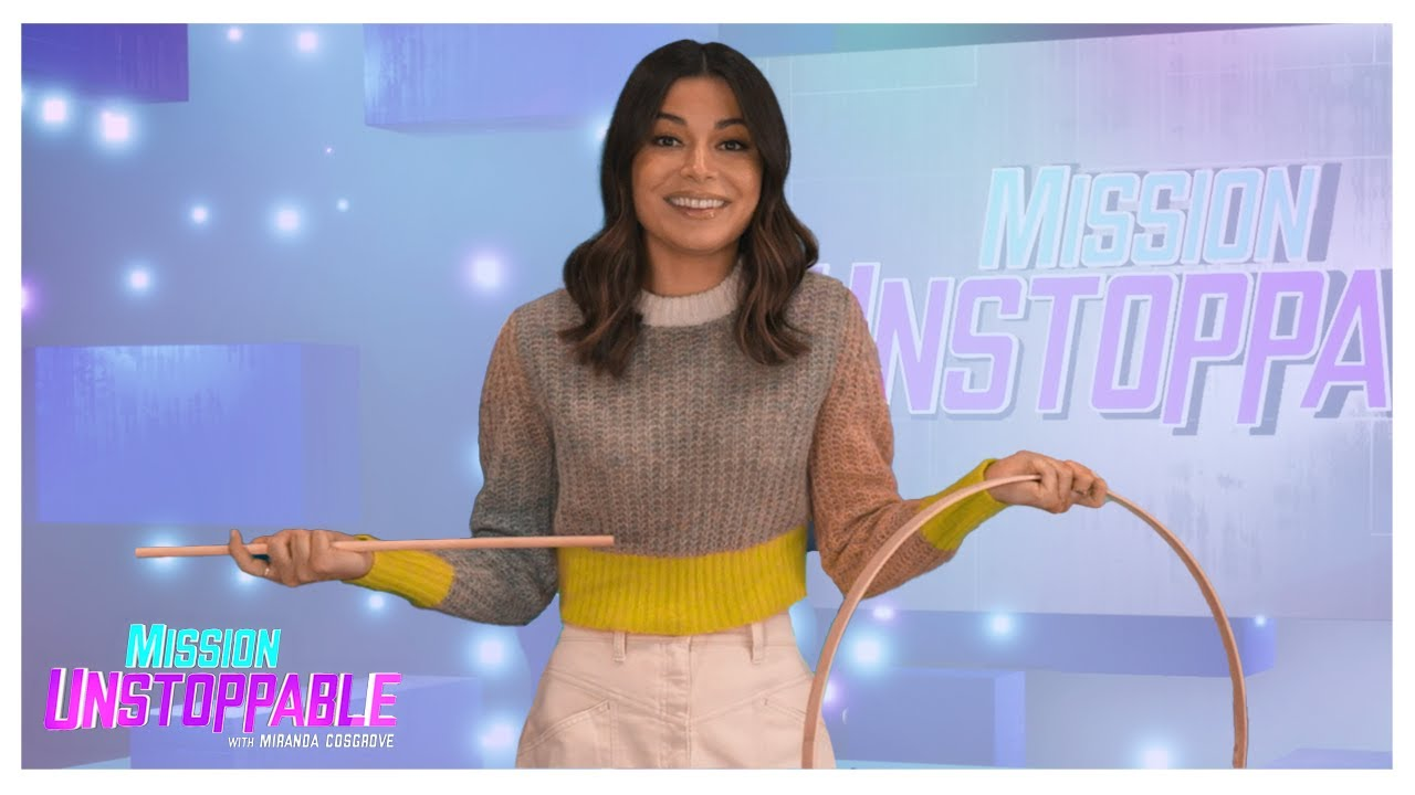 Funniest Miranda Cosgrove Outtakes | Mission Unstoppable