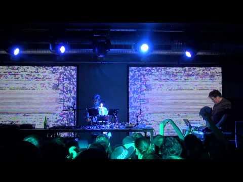 1.12.2012 Beardyman Live Sofia Bulgaria club Mixtape part 3