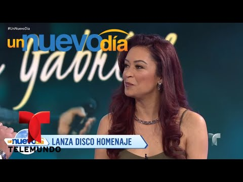 Mayela Orozco, la corista que enamoró a Juan Gabriel | Un Nuevo Día | Telemundo