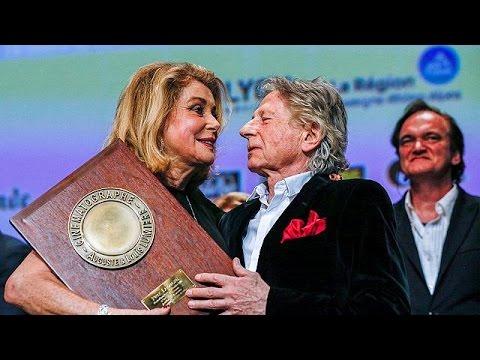 Catherine Deneuve star du prix Lumière 2016
