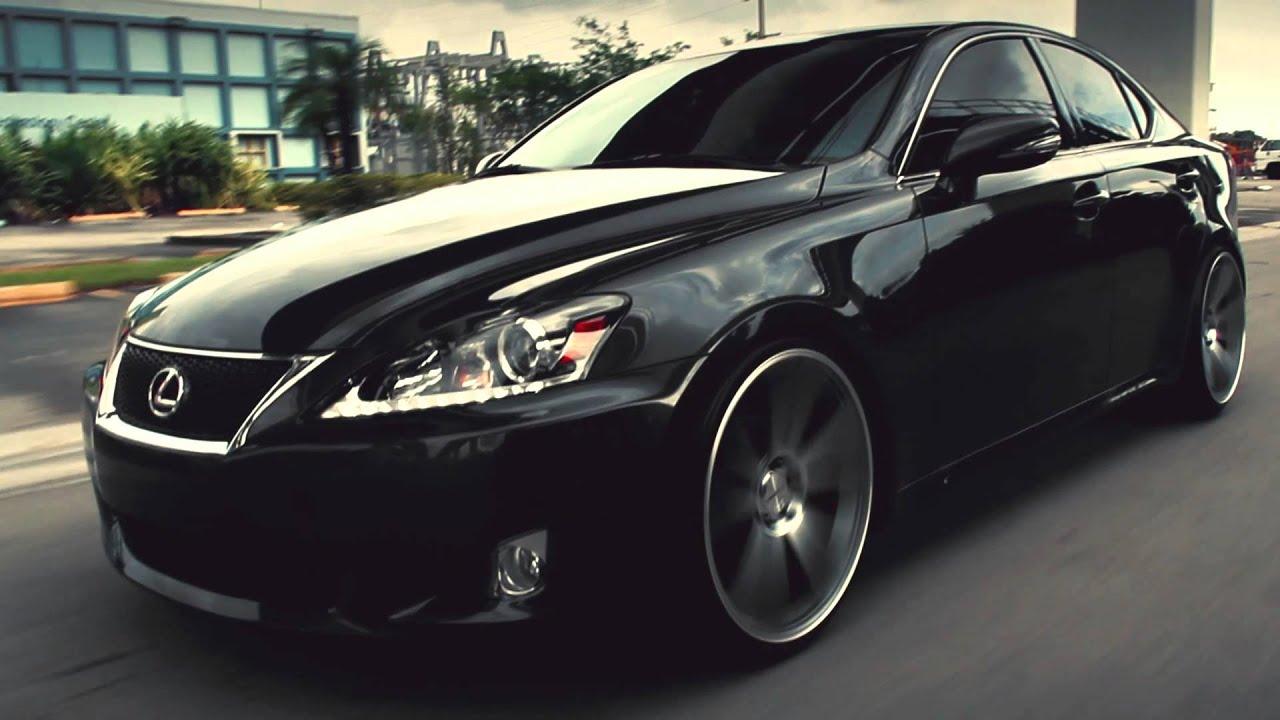 Lexus Is250 On 20 Quot Concavo Cw S5 Deep Concave Wheels