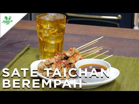 SATE TAICHAN KOK RASA REMPAH? | Sate Taichan Berempah