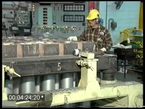 Smelter video from  1992