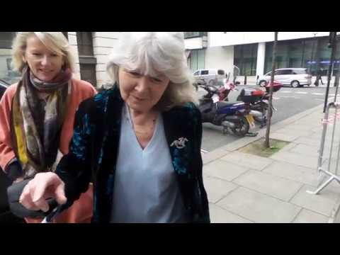 Jilly Cooper in London 10 03 2017 (1)