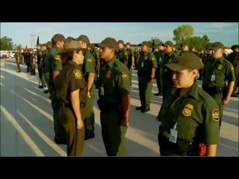 Border Patrol training