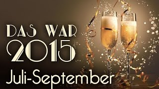 Thumbnail für Der große GameTube-Jahresrückblick 2015 - #3 - Juli bis September
