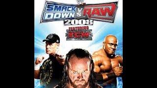 SMACK DOWN VS RAW 2008 MENGENANG MASA KECIL