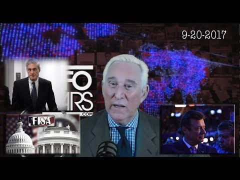 Roger Stone Discusses Paul Manafort, Deep State vs Trump, Mueller Investigation CurrentEvents