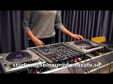 DJ Kurs - Solna Ungdomscafe
