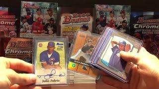 2000 Bowman Baseball Hobby Box Recap