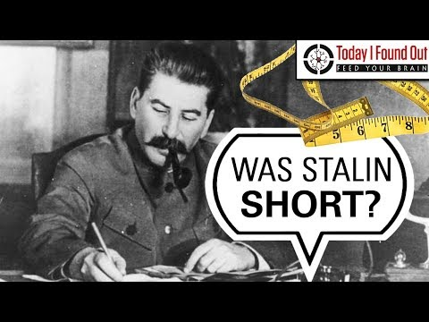 Stalin and His Size