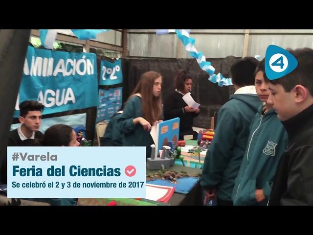 Feria del Ciencias del Colegio San Martín de Florencio Varela
