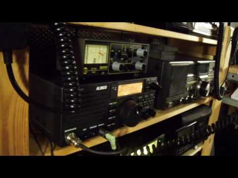 A London net on 27.305 mhz. I had a quick shout :-)