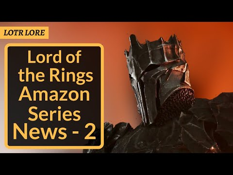 Lord Of The Rings Amazon Series Cast And Role Speculation
