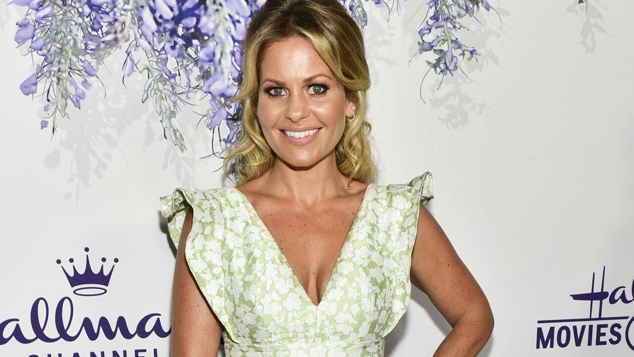 Candace Cameron Bure responds to harsh criticism of family photo ...