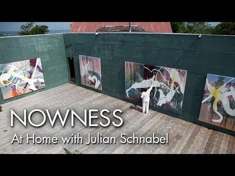 "Julian Schnabel in ""In the Course of Seven Days"" by Porfirio Munoz (Excerpt)"