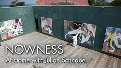 "Julian Schnabel in ""In the Course of Seven Days"" by Porfirio Munoz (Excerpt)"