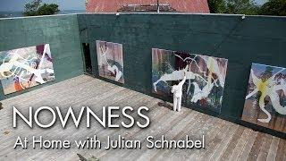 Julian Schnabel in