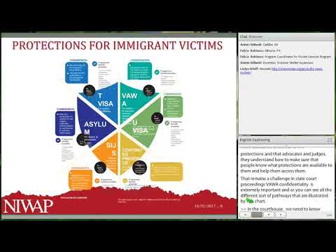 VAWA Confidentiality and Protections for Immigrant Victims of Domestic Violence