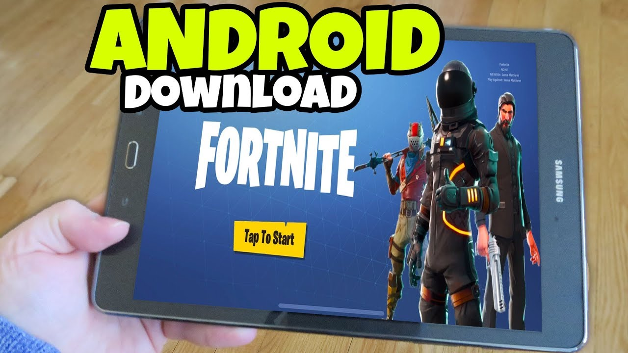fortnite download mobile