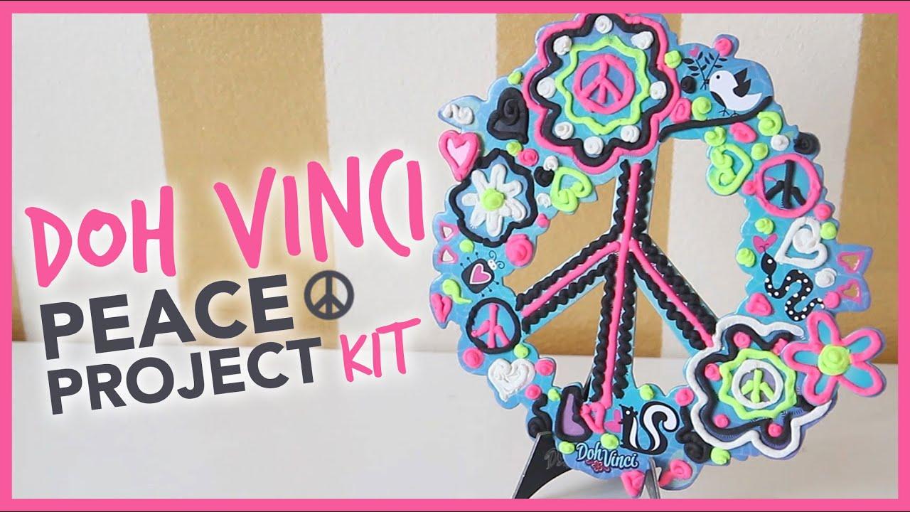 Doh' Vinci Peace Project - YouTube