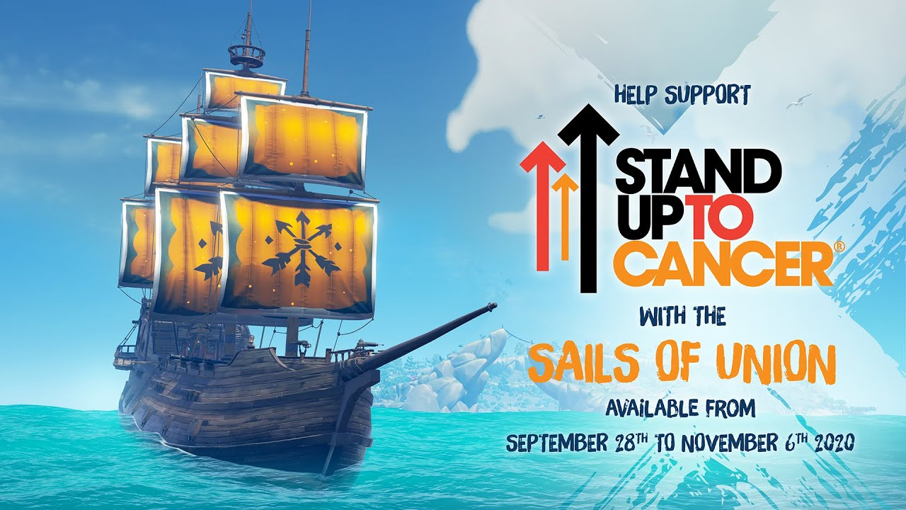 Sea of Thieves Sails of Union DLC Available Until November 6