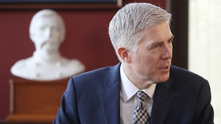 Student writes letter to Senate about Gorsuch