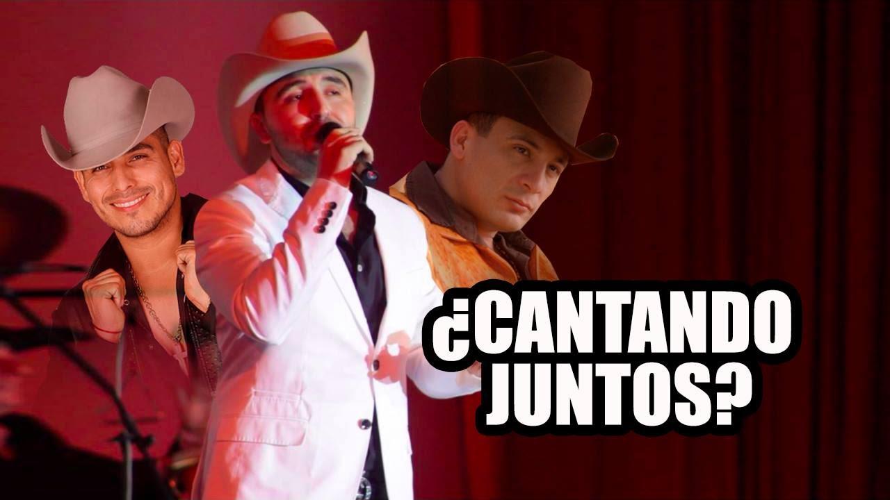 Mike Salazar Imitando A Valentin Elizalde Y Espinoza Paz