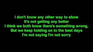 Armin van Buuren feat. Mr. Probz - Another You  (lyrics)