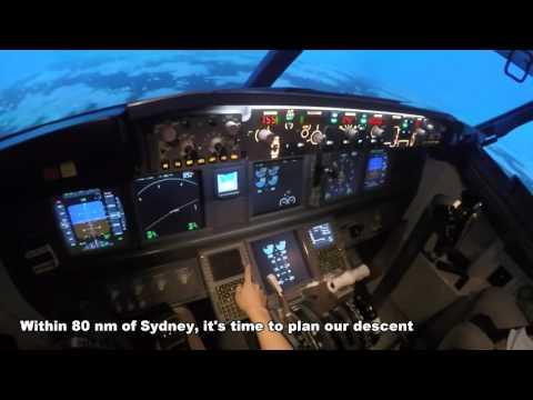 Flight Experience (Adelaide) - Melbourne to Sydney sector flight