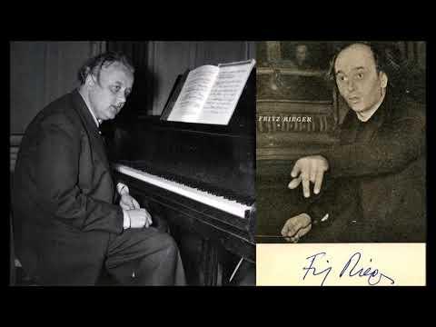 "Beethoven ""Piano Concerto No 5"" Erik Then-Bergh/Fritz Rieger"