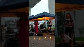 Наталья Форикова читает стихи